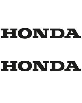 Honda Text Logo