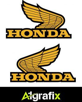 Honda Retro Logo 1