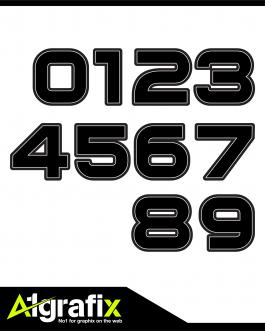 Bitsumishi Numbers